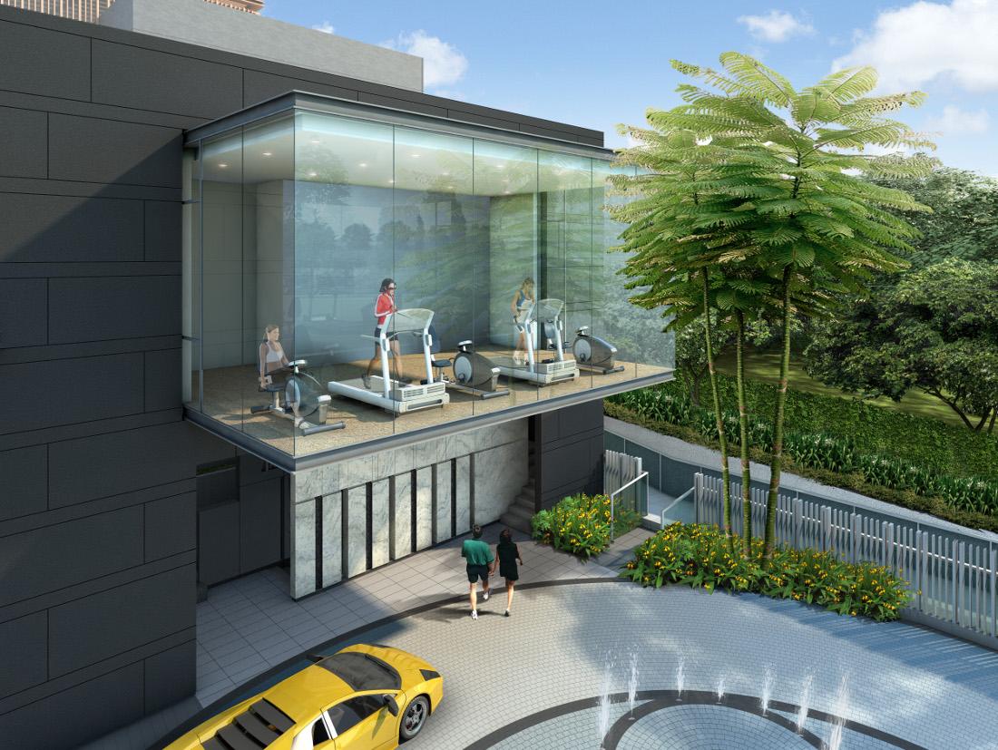 Belgravia Villas Singapore Gymnasium